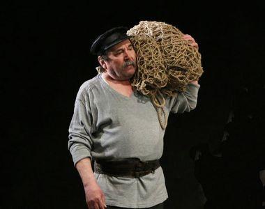 A murit un mare actor de la Teatrul de Comedie. Doliu uriaș pentru teatrul românesc