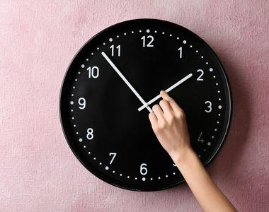 Ora de vară în 2021. Când dăm ceasurile înainte? Anunţ oficial
