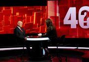 """Saptamana viitoare, interviu memorabil cu Sorin Oprescu, la """"40 de intrebari cu Denise Rifai"""": """"Fiecare chirurg are aleea lui la cimitir!"""""""