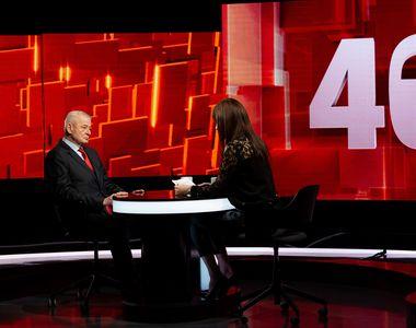 """Saptamana viitoare, interviu memorabil cu Sorin Oprescu, la """"40 de intrebari cu Denise..."""