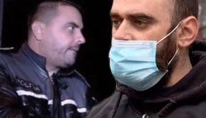VIDEO - Tortură pentru un bărbat care le-a spus polițiștilor că nu au mască