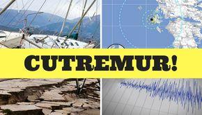 Alertă! Cutremur de 8,1 grade în Noua Zeelandă
