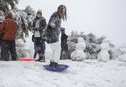 Prognoza meteo pentru vineri, 5 martie. Un weekend cu ninsori și ger
