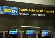 VIDEO -Cel mai mare aeroport din România, sistem automat de verificare