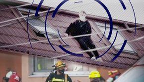 VIDEO - Sinuciderea unui student din București. Salvatorii, fără reacție