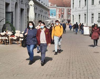 Un oraș mare din România intră în carantină. Număr mare de cazuri COVID-19 la nivelul...