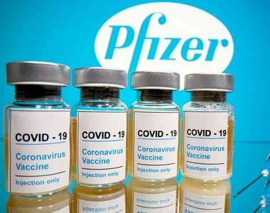 Alte 224.640 doze de vaccin Pfizer BioNTech sosesc luni în ţară