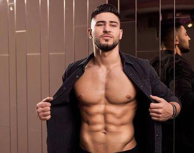"""Bogdan Mocanu de la """"Puterea Dragostei"""" a petrecut în club alături de Anda Adam. Cum au..."""