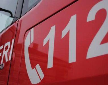 Accident rutier la Buzău. Doi copii de 3 și 5 ani implicați