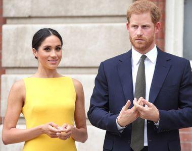 Soția prințului Harry, Meghan Markle, gânduri sinucigașe. Ce s-a întâmplat cu aceasta