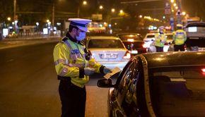 Guvernul vrea să restricționeze circulația pe străzi începând cu ora 22. Restricții mai aspre pentru România