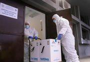 Oameni vaccinați împotriva Sars-Cov-2. Lupta contra virusului continuă