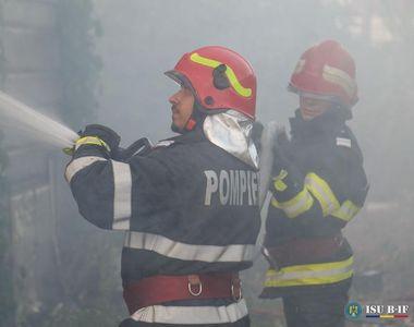Incendiu la un alt spital din România. 18 pacienţi şi cinci cadre medicale s-au...