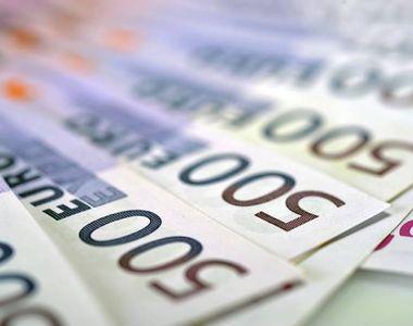 Curs valutar BNR, azi 9 martie.  Dezastru pentru leu, euro se apropie de 5 lei