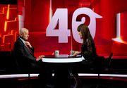 """Sorin Oprescu, în lacrimi, in această seară, la """"40 de întrebări cu Denise Rifai"""""""