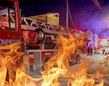 VIDEO - Salvatorii, din nou derutați în fața incendiului din spital