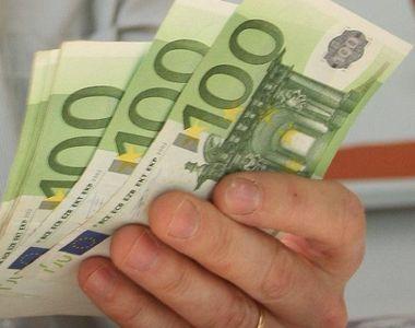 Curs valutar BNR, azi 10 martie.  EURO atinge un nou maxim istoric