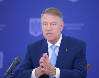 Klaus Iohannis, discuție cu Jens Stoltenberg privind pregătirea Summitului NATO