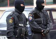 Percheziţii în Bucureşti şi în Ilfov, după ce trei bărbaţi ar fi furat seifurile dintr-o casă de pariuri