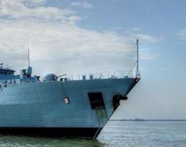 O navă înregistrată în Ucraina s-a scufundat în Marea Neagră. Doi marinari au decedat