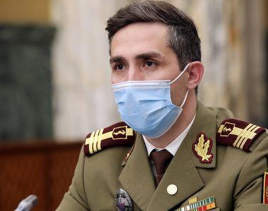 Valeriu Gheorghiță: La orice suspiciune, România stopează vaccinarea cu AstraZeneca