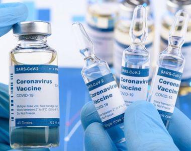 O altă tranşă de vaccin împotriva COVID-19 Moderna ajunge astăzi în România
