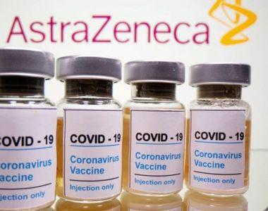 SUA, mesaj către UE în legătură cu vaccinurile anti-COVID-19 AstraZeneca
