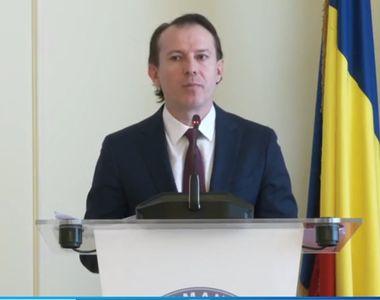 """Florin Cîţu: """"Campania de vaccinare trebuie să continue"""" (VIDEO)"""