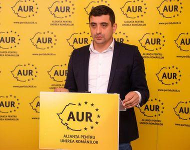 Liderul AUR, deputatul George Simion, blocat în vamă de moldoveni, cere ajutorul MAE