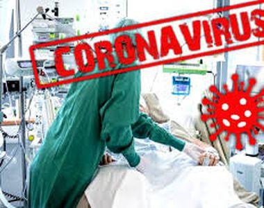 """Spitalele COVID, din nou supraaglomerate. Medic: """"Acea cifră de 4.400 nu este reală...."""