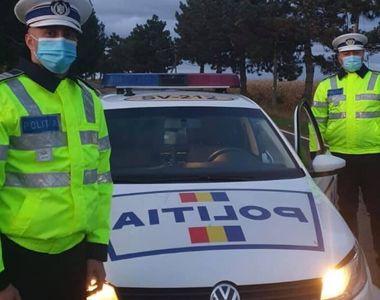 Pot rămâne polițiștii fără permis de conducere?