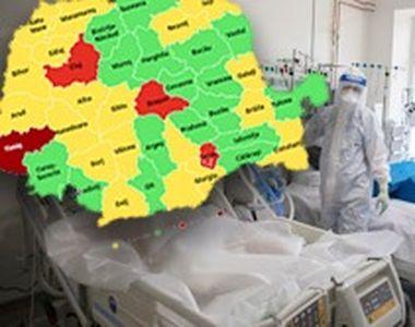 VIDEO-Criză de paturi la Terapie intensivă. Valul trei a lovit România