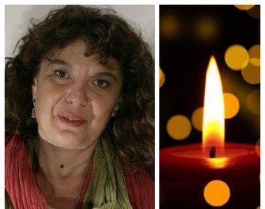 Doliu pe scena teatrului românesc. O îndrăgită actriță a murit la doar 53 de ani