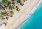 VIDEO -Vacanță ca-n Paradis în Zanzibar. Relaxare în mijlocul naturii