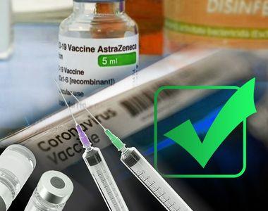 VIDEO-Autorități: Vaccinarea cu Astrazeneca nu va fi suspendată la noi
