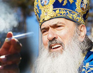 VIDEO - Teodosie susține că fumatul e un păcat mai mare decât băutura
