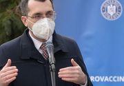 Vlad Voiculescu: Nu există în acest moment bază ştiinţifică pentru eliminarea vaccinului AstraZeneca