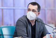 Vlad Voiculescu: Un funcţionar din Ministerul Sănătăţii este de vină că personalul din centrele de vaccinare nu a fost plătit