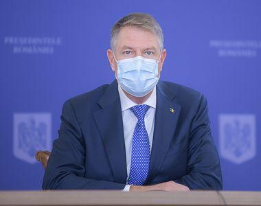 Klaus Iohannis, ședință de urgență cu liderii coaliției de guvernare