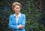 Ursula Von der Leyen ameninţă cu o înăsprire a exportului de vaccin anticovid
