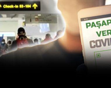 VIDEO -Adeverința verde, pașaportul european pentru cei imuni la COVID