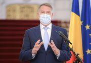 """Iohannis, informații de ultima oră despre pandemie: """"Nu există motive care să ne determine să nu folosim toate vaccinurile aprobate la nivel european"""""""