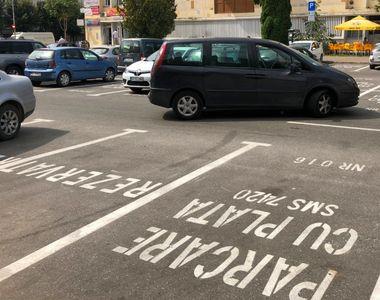 Vor crește taxele de parcare în București?! Tarife cuprinse între 300 şi 600 de lei pe...