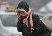 Vremea în România. Iarna nu mai pleacă din țară