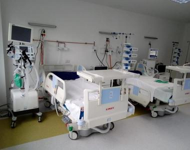 Noi locuri disponibile pentru pacienții cu COVID-19 la ATI, în Timişoara