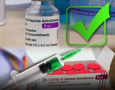 VIDEO-AstraZeneca este un vaccin sigur și eficient, este concluzia EMA