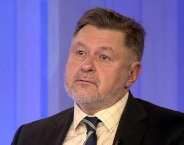 Alexandru Rafila este de acord ca românii să se vaccineze în continuare cu serul...