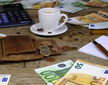 Cursul valutar al zilei, 19 martie 2021. Pe ce poziție se clasează euro