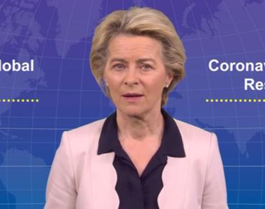 Ursula von der Leyen solicită reciprocitate unor state, în exportul vaccinurilor...