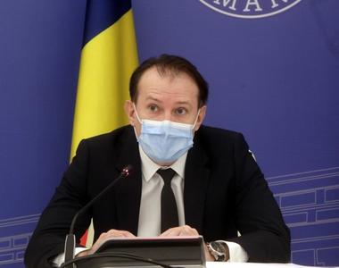 Florin Cîţu: Planul Naţional de Redresare şi Rezilienţă intră de astăzi în dezbatere...